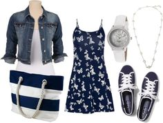 What I'd Like to Wear Wednesday: Casual Spring