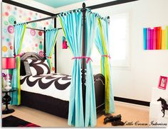 Tween Girl Room Design Ideas, Pictures, Remodel, and Decor - page 11