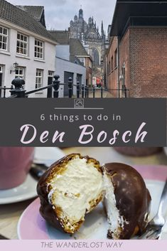 From the Bossche bol pastry to sculptures of Hieronymus Bosch's paintings, here are six things you should do on a quick road trip stop in Den Bosch, Netherlands. Hieronymus Bosch Paintings, Stuff To Do, Things To Do, Amsterdam Travel, Where To Go, Adventure Travel, Holland, Road Trip, Travel Guides