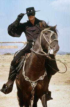 Zorro, starring Guy Williams.  It ran 1957 to 1959.