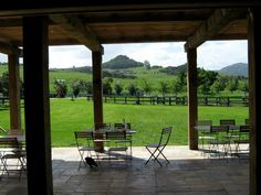 The Stables Restaurant and venue sits on 50 acres of land amidst the natural beauty and majestic backdrop of rolling hills, vineyards and trees