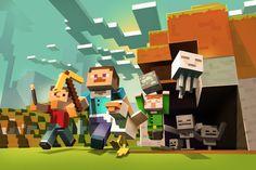 fan art Minecraft