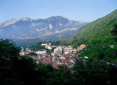 MARATEA - A FAIRY TALE HILL TOWN - one of Italy's most romantic hill-towns - history, 44 churches, mountains, sea - unspoiled.