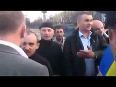 Луганск 18 04 2014 - парень молодец, рассказал как есть..