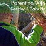 Parenting With Joy: Keeping a Calm Presence