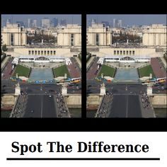 Hey All, Its time to our #WednesdayPuzzle Find the difference between these two images. #SpotTheDifference #Fun