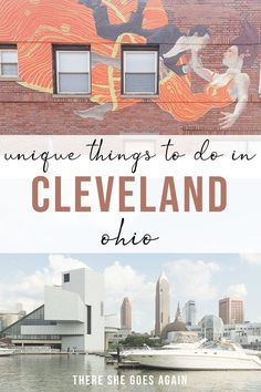 All the best things to do in Cleveland Ohio! Cleveland Skyline, Cleveland Art, Cleveland Rocks, Cincinnati, Abandoned Mansions, Abandoned Places, Abandoned Castles, Cleveland Restaurants, Edgewater Beach