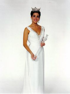 Our favorite winner - Heather Whitestone, the first Miss America with a Disability. She is hearing impaired - deaf