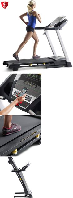 Treadmills 15280: Golds Gym Trainer 720 Treadmill Folding Machine Fitness Running Exercise -> BUY IT NOW ONLY: $614.53 on eBay!