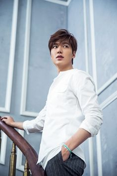 Lee Min Ho receives a price for its actions and charitable donations