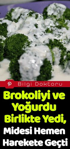 Broccoli and Yogurt with their Seven Muscles Taken Now - Info Optimizer Herbal Tea, Broccoli, Yogurt, Health And Wellness, Herbalism, Food And Drink, Skin Care, Drinks, Healthy