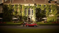 Win: A Luxury Stay This Valentines At Mount Juliet - http://www.competitions.ie/competition/win-luxury-stay-valentines-mount-juliet/