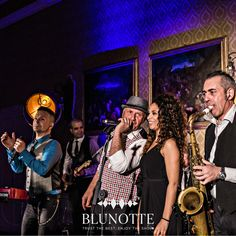 Blunotte Band at work Grand Hotel, Band, Concert, Sash, Concerts, Bands