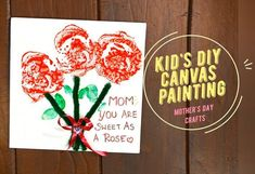 All these 65 DIY Mother's-day Craft - Cheerful & Easy To Do Ideas are amazing so you just have to grab some of the basic supplies and the main craft that is the base of the project. Diy Mother's Day Crafts, Mother's Day Diy, Mothers Day Crafts, Diy Crafts Videos, Crafts For Teens, Crafts To Sell, Diy For Kids, Paper Crafts, Kids Crafts