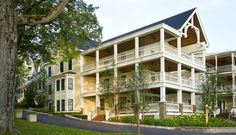 Chautauqua Institution - Beautiful Buildings - 22 South Lake Drive - Hagen-Wensley Guest House
