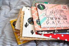les-lettres-de-lavent-01 Envelope Art, Envelope Design, Craft Gifts, Diy Gifts, Pen Pal Letters, Paper Letters, Diys, Handwritten Letters, Card Making Tutorials