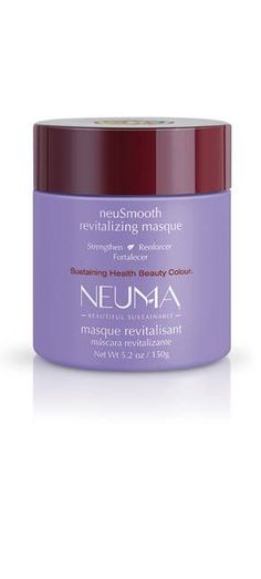 Neuma Neusmooth Revitalizing Masque - When it comes to a hair masque, we hate how weighed down they can leave our tresses. Not with this one. After we left this on for 10 minutes, at our favorite Dominican salon, even our hairstylist couldn't believe the difference. Our hair was full of shine, and loaded with volume. This one's a keeper. $39.99, NeumaBeauty.com