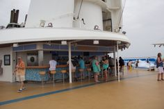 Best spots on Allure of the Seas throughout the day | Royal Caribbean Blog