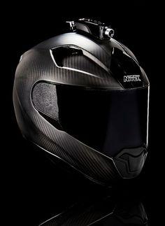 Fusar Mohawk w/motorcycle helmet angle view Smart Motorcycle Helmet, Motorcycle Camera, Helmet Camera, Biker Gear, Futuristic Helmet, Futuristic Motorcycle, Recycled Bike Parts, Custom Helmets, Full Face Helmets