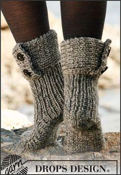 sokken breien patroon