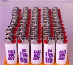 Fall out boy lighters Fall Out Boy, Fallout, Lighter, Lipstick, Boys, Beauty, Curve Dresses, Baby Boys