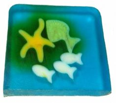 Seashore Picture Soap