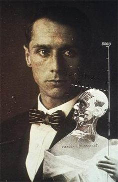 Max Ernst. Collage, 1920.