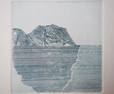 ICE Ⅰ / Etching 2014