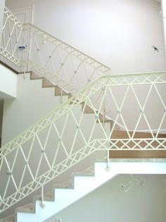 Steel balustrade Balustrada