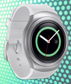 The Tizen-based Samsung Gear S2 is said to have two-day battery life.