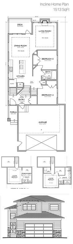 1970s split level house plans split level house plan for Modified bi level floor plans