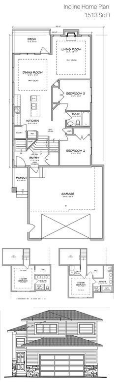 1000 Images About Home Plans On Pinterest Custom Home