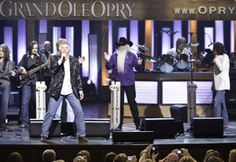 Oak Ridge Boys, inducted into the Grand Ole Opry. Its about time!