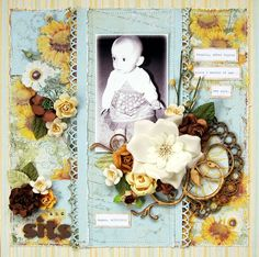 Hello Creative Scrappers! How was your day yesterday? did you celebrate NSD in style? did you scrapbook with any Creative Scrappers Sketche...
