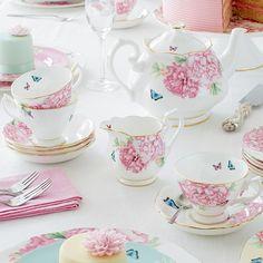 Miranda Kerr Teapot, Sugar, Cream - Friendship | Occa-Home UK