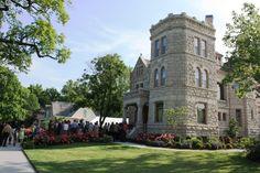 Castle Tea Room | Kansas City Wedding Ceremony Venues | Best Kansas City Weddings