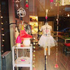 NYC pop-up shop at Thomas Sires, 243 Elizabeth Street