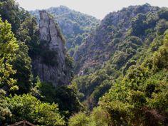 Pelion mountain beauty