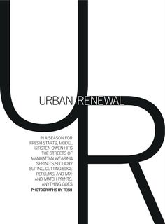 Marie Claire – Beauty Tips, Celebrity, and Career Advice Cover in black white: Urban Renewal – Marie Claire Magazine Text Design, Layout Design, Print Design, Logo Design, Marie Claire, Graphic Design Posters, Graphic Design Typography, Editorial Layout, Editorial Design
