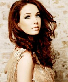 """Sierra Boggess // """"You are enough, you are so enough. It's unbelievable how enough you are."""" Love her."""