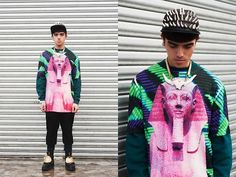 PHAROAHS (by Paul Jatayna) http://lookbook.nu/look/4365297-PHAROAHS