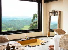 Treat yourself to regal pampering at the Jiva Spa at Vivanta by Taj- Madikeri, Coorg.