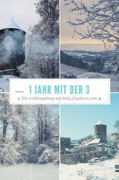 Burg Deutschlandsberg, Burg, Deutschlandsberg, Steiermark, Österreich, Winter in Österreich, Schnee, 30