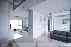 【TV】16.5 坪激增雙倍坪效!小空間化身時尚精品豪宅 | 設計家 Searchome