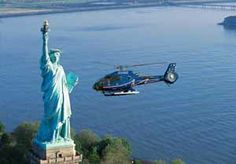 Come in from the cold and take a helicopter ride in New York