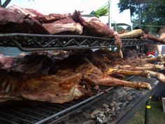 Scenes from Meatopia 2012: The City of Meat
