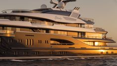 SOLANDGE Superyacht | Luxury Motor Yacht for Charter with Burgess