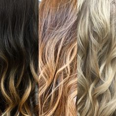Finding the right highlights Brown To Blonde Balayage, Blonde Highlights, Long Hair Styles, Color, Beauty, Beleza, Blond Highlights, Long Hairstyle, Colour