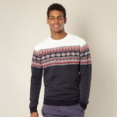 Get the Christmas look with this winter jumper #Christmas #jumper
