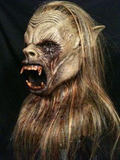 Jason Hodges face Off Masky, Half Man, Special Effects Makeup, Fx Makeup, Werewolf, Horror, Boards, Make Up, Fantasy